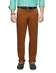 Byford By Pantaloons Men's Trouser - B016AOSMJ0