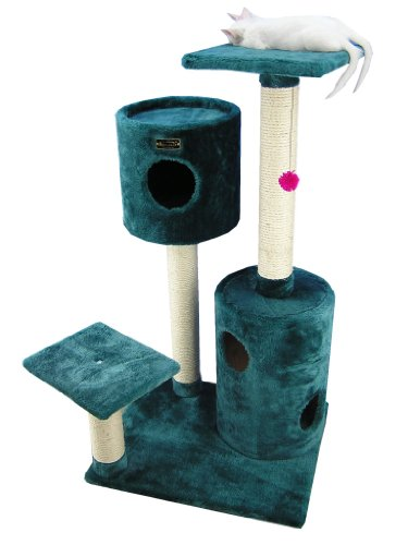 Armarkat Cat Tree Model A4301, Dark Green