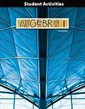 Algebra 1 Stu ACT Manual Grd9