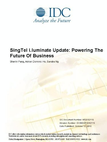 SingTel i.luminate Update: Powering The Future Of Business