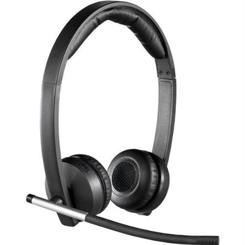 Logitech Logi H820E Wireles Dect Hs-Dualwrls Enterprise Qlty Dect Headset Stereo Cellular Cases