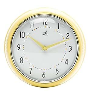 Unique Wall Clocks Infinity Instruments Retro