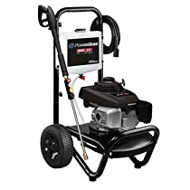 Power Boss 020453 2,600 PSI 2.3 GPM 160cc Honda GCV160 Gas-Powered Pressure Washer