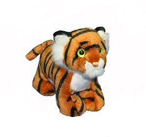 Sumatran tiger soft toy (standing)