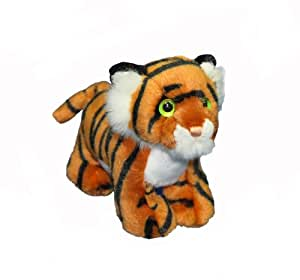 Sumatran tiger soft toy
