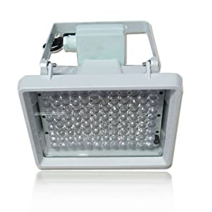 Night Vision 96 LED IR Infrared Illuminator Light Lamp For CCTV Camera