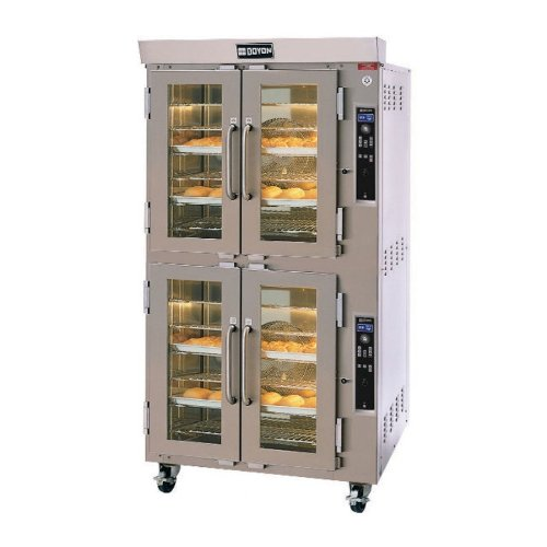 "208V 3 Phase Doyon Ja12Sl Jet Air Double Deck Side Load Electric Convection Oven €"" 21.5 Kw"