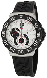 TAG Heuer Men's CAH1011FT6026 Formula One Silver Dial Watch by TAG Heuer