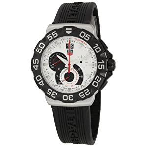 TAG Heuer Men's CAH1011FT6026 Formula One Silver Dial Watch