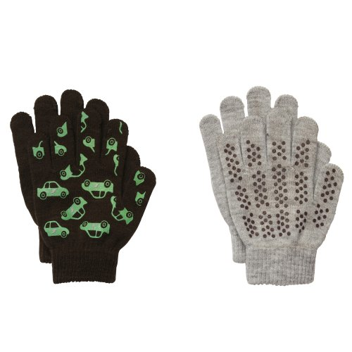 Carter'S Boy'S 2-Pack Camouflage Gloves (Size 4-7) front-163284