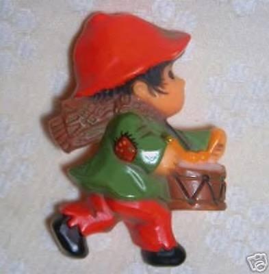 Little Drummer Boy Hallmark Christmas Pin