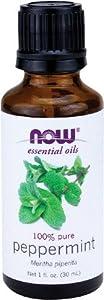 NOW Foods Peppermint Oil, 1 ounce