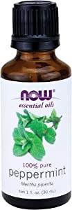 NOW Foods Peppermint Oil, 1 ounce