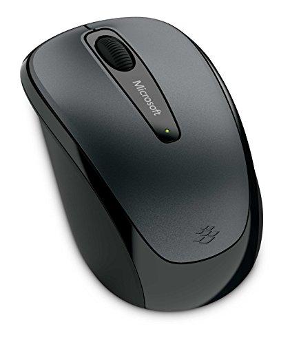 マイクロソフト ブルートラック ワイヤレス マウス Wireless Mobile Mouse 3500 ユーロシルバー GMF-00298