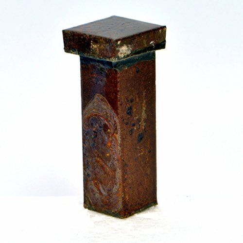 Miniature Fairy Garden Antiqued Column