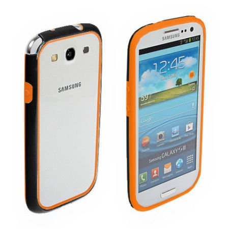 Schutzhülle für Samsung Galaxy S3/ S3 Neo Bumper TPU Case Handyhülle