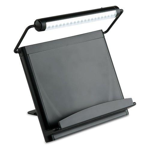 OttLite LED Bookstand, Black