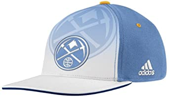NBA Denver Nuggets Authentic Draft Cap - Ty30Z by adidas