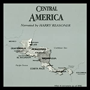 Central America Audiobook