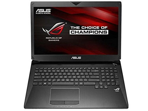 Click to buy ASUS G750JZ-DB73-CA Republic of Gamers (ROG) (17.3-inch, i7-4700HQ, 24GB-DDR3, 256GB SSD+1TB HDD, GTX880M-4G, BD, Windows 8.1, Black) - From only $3288.88