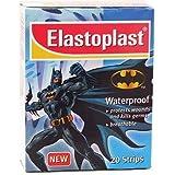 Elastoplast Waterproof Plasters For Children With Batman 20 Strips