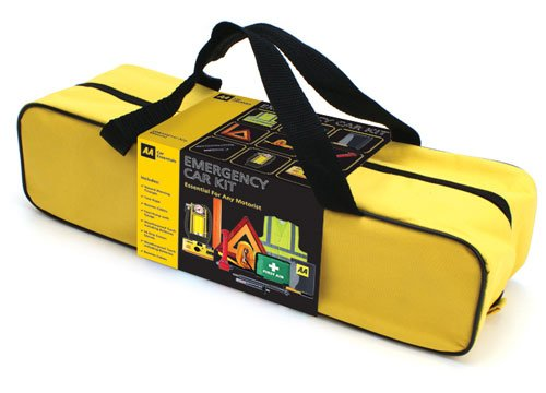 AA Car Essentials Emergency Car Kit