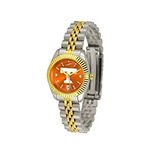 Tennessee Volunteers Vols UT Ladies Gold Dress Watch by SunTime