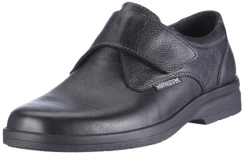 Mephisto - JACCO NATURAL 7200 BLACK, Mocassini  da uomo, Nero (Black), 41
