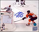 AJ Sports World GIRC111023 CLAUDE GIROUX Philadelphia Flyers SIGNED 8x10 Photo Cup Finals Goal Photo at Amazon.com