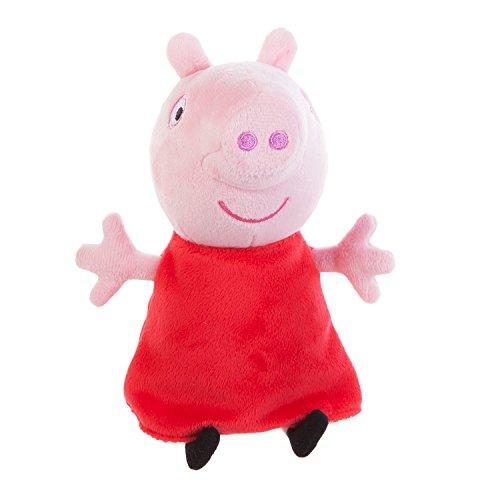 """Peppa Pig Peppa Pig 7"""" Plush - 1"""