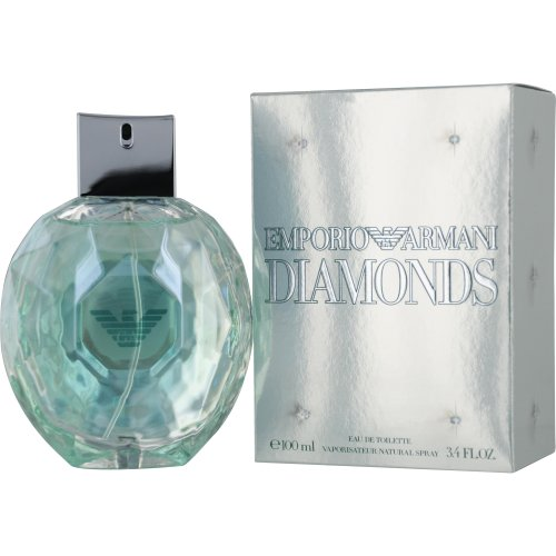 Giorgio Armani Emporio Armani Diamonds Eau de Toilette Spray for Women 100ml