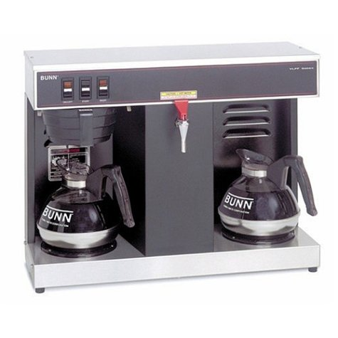 Bunn VLPF Professional Automatic Coffee Brewer with 2 Warmers