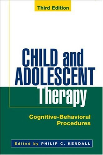 Child and Adolescent Therapy, Third Edition:...