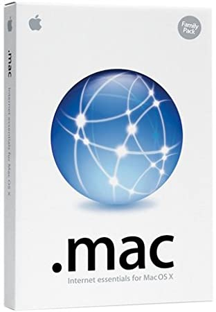 Apple .Mac 3.0 Family Pack [OLD VERSION]