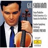 プロコフィエフ:ヴァイオリン協奏曲第1番&第2番