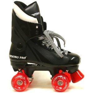 Ventro Pro VT01 Quad Roller Skates Red , 7 [Misc.]