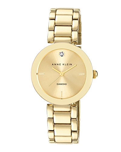 anne-klein-womens-liberty-quartz-watch-with-gold-dial-analogue-display-and-gold-alloy-bracelet-ak-n1