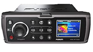 Fusion MS-IP700i AM FM USB VHF AUX iPod iPhone Android SiriusXM-Ready Marine Stereo by Fusion