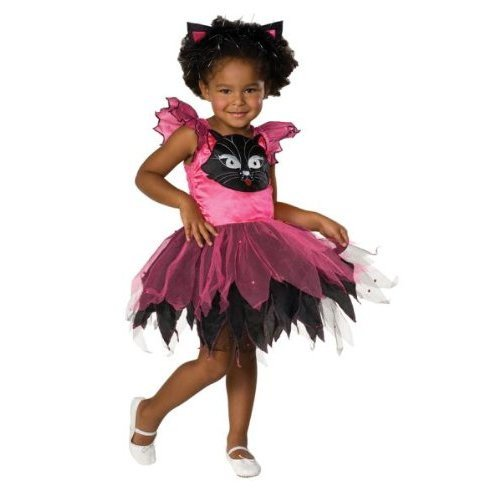 Costumes For All Occasions RU882825SM Kitty Cat Child Small 4-6