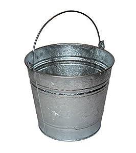Steel bucket b&q