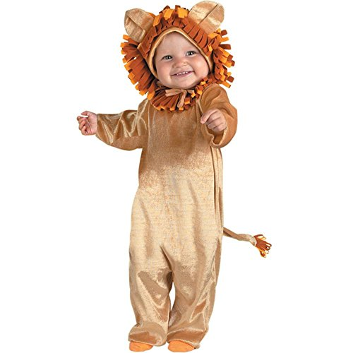 Cute Infant Baby Lion Costume (12-18 Months)