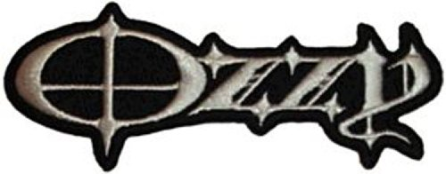 Application Ozzy Logo Patch - 1