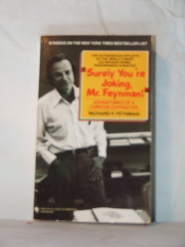 Surely You´Re Joking, Mr. Feynman descarga pdf epub mobi fb2