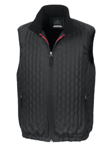 Result R165X Airdown Core Inflatable Gilet Black L