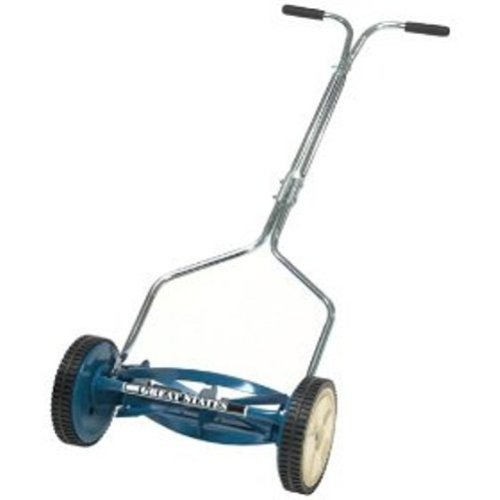American Lawn Mower Company 1204 14 14 Inch Deluxe Hand