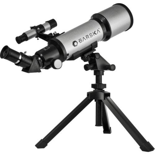 Ae10100 Starwatcher 40070 Compact Refractor Barska Telescope