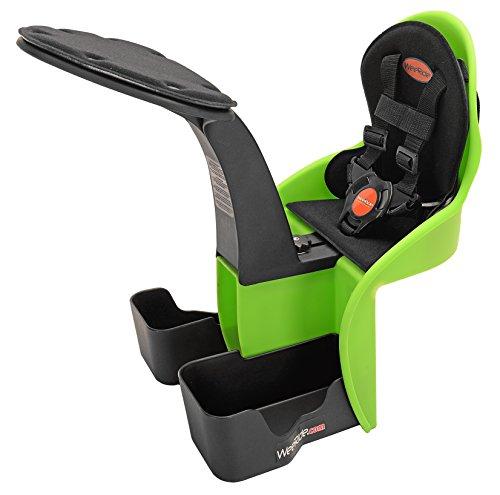WeeRide Kangaroo Child Bike Seat, Green (Bike Carrier Kids compare prices)