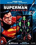 Superman: Unbound (Limited Edition Combo Pack with Exclusive Figure) [Blu-ray + DVD + UltraViolet]