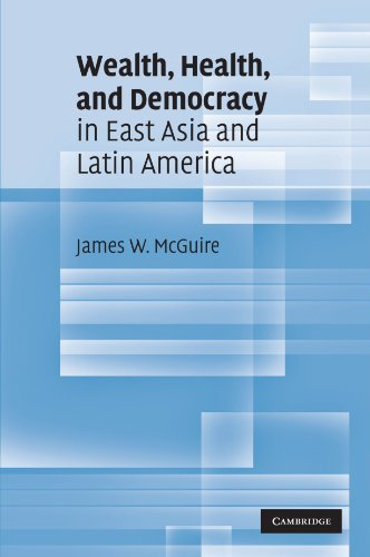 Wealth, Health, and Democracy in East Asia and Latin America