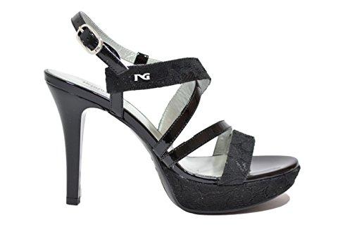 Nero Giardini Sandali scarpe donna nero 5780 elegante P615780DE 37